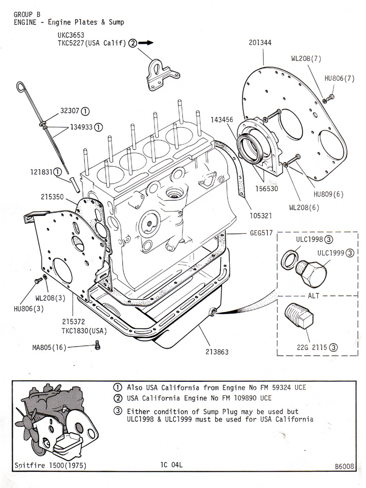 1500 Cylinder Block besides Page 2 besides Ford E4od Transmission Valve Body Diagrams besides Best Cars Images On Pinterest Rx Japanese And Mazda Vg D Honda Stopper Lever Code Harmony Ii Hrt216s3da Parts Diagram together with Kymco. on triumph spitfire parts diagram